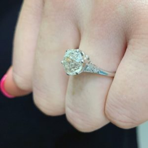 antique jewellery sydney - antique engagement rings sydney