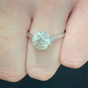 antique jewellery sydney - antique engagement rings sydney
