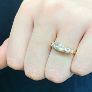 vintage engagement rings sydney - victorian engagement rings sydney