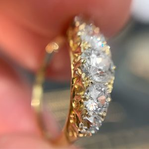 victorian engagement rings sydney - antique jewellery sydney