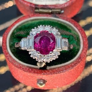antique engagement rings sydney - vintage engagement rings sydney
