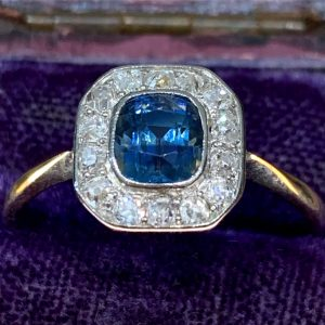 antique jewellery Sydney - victorian engagement rings Sydney